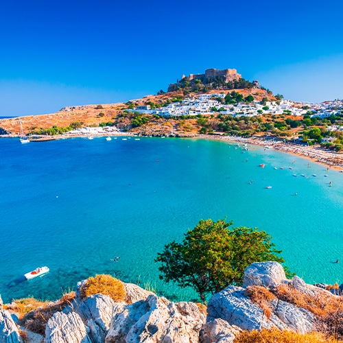 Rhodes | Desire Greek Islands cruise 2022