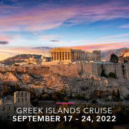 Desire Experience | Desire Greek Islands Cruise, September 2022