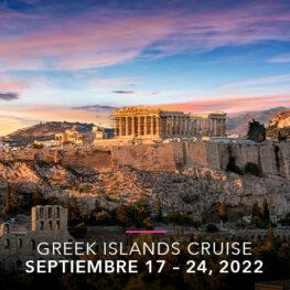 Desire Experience | Desire Greek Islands Cruise, Septiembre 2022